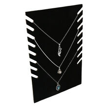 New Listingchain Necklace Pendant Display Stand Rack Holder For Showcase Home Black