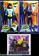 Catwoman Batman Barbie Ken Doll Tommy Kelly Super Hero Lot 4 Pop Culture VG