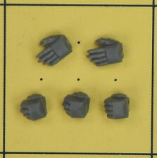Warhammer 40K Space Marines Blood Angels Sanguinary Guard Hands