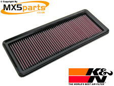 K&N 33-5040 High Flow Performance Air Filter Panel Mazda MX5 Mk4 1.5 2.0 ND 2015