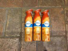New Febreze air effects festive spice air fresheners 300ml x 3