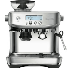 Breville BES878BSS The Barista Pro Stainless Steel 2L Espresso Coffee Machine