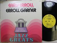 Jazz Lp Erroll Garner Hall Of Fame Jazz Greats On Hall Of Fame