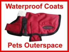 Dog Rug Coat Jacket Medium to Large 40, 45, 50, 55cm Rain Waterproof Ripstop 600