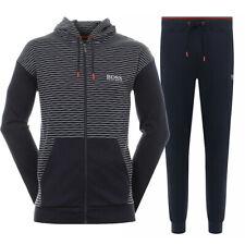 Hugo Boss мужская спортивная спорт спортивный костюм толстовка куртка и штаны комплект