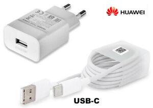 Original Huawei Schnell Ladegerät Ladekabel USB-C Kabel P40 P30 P20 P10 Lite Pro