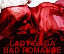 Lady Gaga Bad romance (2009; 2 tracks) [Maxi-CD]