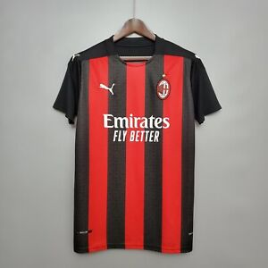 AC Milan  Home and Away Jersey 20/21 / Plain Jersey/ No name or Number