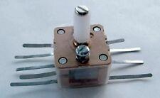 Polyvaricon, Condensatore variabile, 280+280+20+20pF, quantità 10.