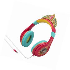 Disney Elena Of Avalor Headphones – Princess Elena Headphones With Crown Detaili