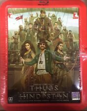 THUGS OF HINDOSTAN BLU-RAY 2018 BOLLYWOOD MOVIE 2-DISC SPECIAL EDITION BLURAY