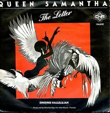7inch QUEEN SAMANTHA the letter HOLLAND 1978 VG++