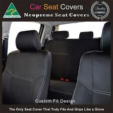 Seat Cover Toyota Landcruiser 100 Series Front (FB+MP) & Rear Premium Neoprene