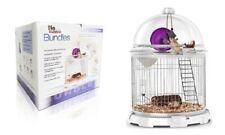 BioBubble Terra Small Animal Bundle Habitat Pocket Pet Cage Hamster Guinea Pig
