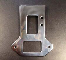 CDI unit & regulator mounting kit in stainless steel for Lambretta series 2