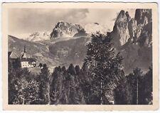 80289 BOLZANO BOZEN RENON Ritten Cartolina viaggiata 1952