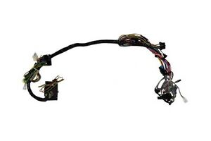 69 Mustang Main Underdash Wiring Harness w/o Tach, Before 11/01/1969