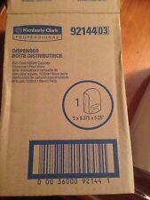Kimberly-Clark Professional Skin Care 1000ml Cassette Soap Dispenser New 92144