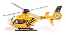 SIKU 2539, Rettungs-Hubschrauber ADAC, 1:55, Metall + Plastik, SIKU Super, Neu