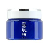 KOSE Medicated Sekkisei Herbal Esthetic 150g Skincare Whitening Face Mask #11316