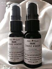 Organic DMAE & OptiMSM Skin Perfecting Anti-Aging Serum  Tones/Tightens