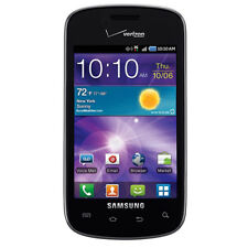 Samsung Illusion SCH-I110 - Verizon Wireless - Android Smartphone   Black/Silver