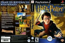 Harry Potter and the Chamber of Secrets Sony PlayStation 2 PS2 Case Artwork Disc