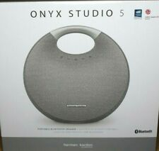 Harman Kardon Onyx Studio 5 Lautsprecher grau Bluetooth Black-weeks