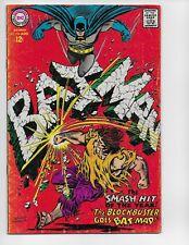 Batman 194 - Vg/F 5.0 - Robin - Solomon Grundy Cameo (1967)