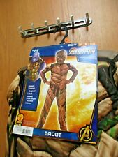Halloween Costume Rubie's Cosplay Marvel Avengers Infinity War Groot Med 8-10