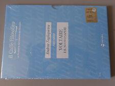 DVD N° 18 IL CAFFE' FILOSOFICO TAGLIAPIETRA RACCONTA VOLTAIRE IL NUOVO SAPERE