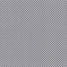 Baumwollstoff Mini Sterne Grau METERWARE Webware Popeline Stoff