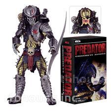 "8"" SCARFACE PREDATOR figure CONCRETE JUNGLE ultimate VIDEO GAME APP series NECA"