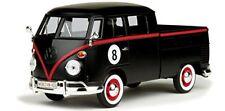 Volkswagen Type 2 (t1) Cassonato Pick-up #8 mascherino Nero 1 24 da Motormax