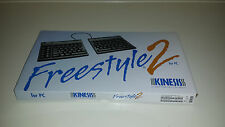 KEYBOARD FOR PC SPLIT, ERGONOMIC BY KINESIS KB800PBUS FREESTYLE2. NEW!!!