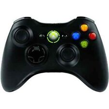 Black Controllers and Attachments for Microsoft Xbox 360
