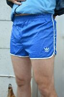adidas Sprinter SEITENSCHLITZ Shorts Sport West Germany 70er TRUE VINTAGE 70s