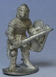 Unknown Make - Historical - Armoured Foot Knight - Pre Slotta - 1980s