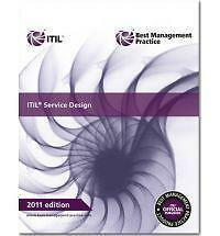 ITIL SERVICE DESIGN - NEW PAPERBACK BOOK