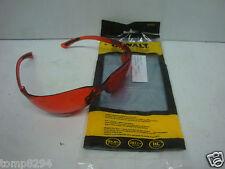 DEWALT ENHANCEMENT GLASSES 603367-00 FOR RED BEAM LASER LEVELS DPG52