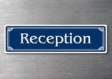 Reception Sticker Quality 7 Year Water & Fade Proof Vinyl
