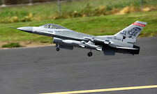LX RC 1.3M Grey F16 Fighting Falcon EPS ESC Jet Plane RTF Model Battery Radio