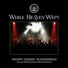 While Heaven Wept - Triumph Tragedy Transcendence CD/DVD bonus tracks