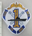US NAVY USS IREX SS-482 SUBMARINE SNORKEL PATCH Made for Veterans After WW2