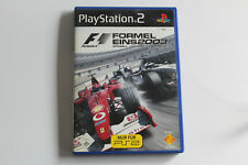 Sony Playstation 2 PS2 Spiel Formel Eins F1 2003