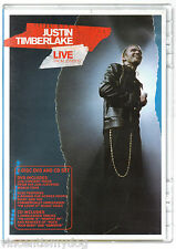Justin Timberlake - Live From London (DVD and bonus CD, 2003)
