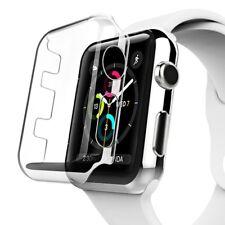 SmartProtectors! Hardcase Cover Schutzhülle Frontseite für Apple Watch 3 - 38mm