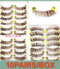 Unbranded Brown Eyelash Extensions