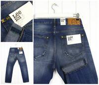 Neuf Lee 101Z Jeans 341ml Lisières Vintage Régulier Coupe Droite_Toutes les