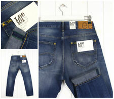 NEW LEE 101Z JEANS 12OZ DENIM SELVEDGE VINTAGE  REGULAR STRAIGHT LEG _ ALL SIZES